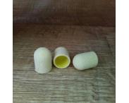 Колпачок 10*15 мм (желтый), 320 грит