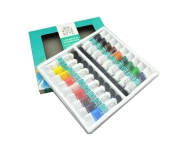 """Акриловые краски """"Winsor & Newton"""", 18 цветов в наборе"""