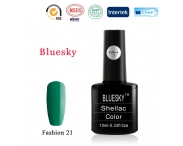 Shellac BLUESKY, № Fashion 21