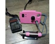 Аппарат для маникюра и педикюра DM-997 (розовый), 35 тыс. об/мин