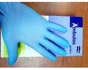"Перчатки нитриловые ""Ambulex"" размер M, 1 пара"