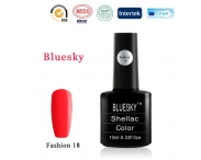 Shellac BLUESKY, № Fashion 18