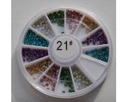 КАРУСЕЛЬ - цветные украшения, #21