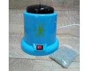 Шариковый стерилизатор (голубой)