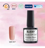 Bluesky Rubber Base COVER PINK (каучуковая база + камуфляж), № QBC 27