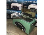 Сухожаровой шкаф для инструментов CH-360T (зеленый)