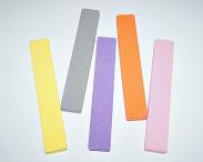 Блок шлифовальный 2-х сторонний (прямоугольный), 240 грит