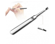 Триммер для удаления кутикулы (металлическая ручка)