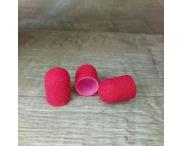 Колпачок 10*15 мм (красный), 240 грит