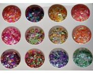КАМИФУБИКИ цветные, 12 шт/набор, #SC2