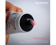 """PUDDING GEL - Полигель """"Bluesky"""" (прозрачно-розовый), 60 гр."""